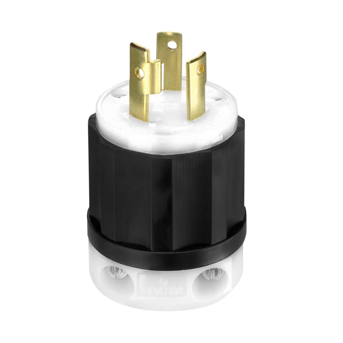 Leviton Locking Plug- 30A 250V