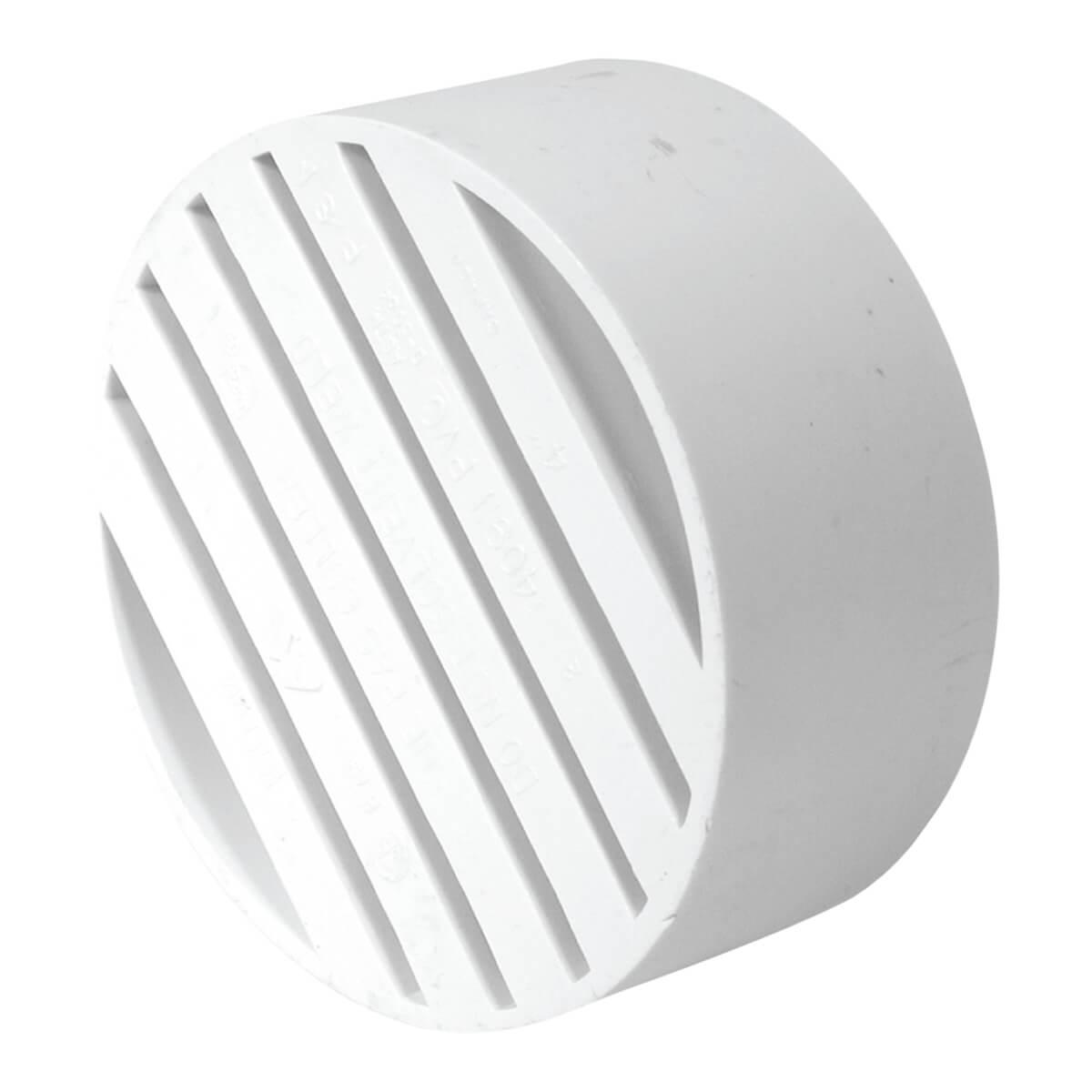 PVC-BDS Floor Drain Gate - Spigot - 4-in