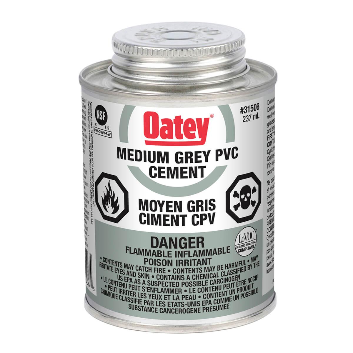 Oatey PVC Cement  - 236 ml