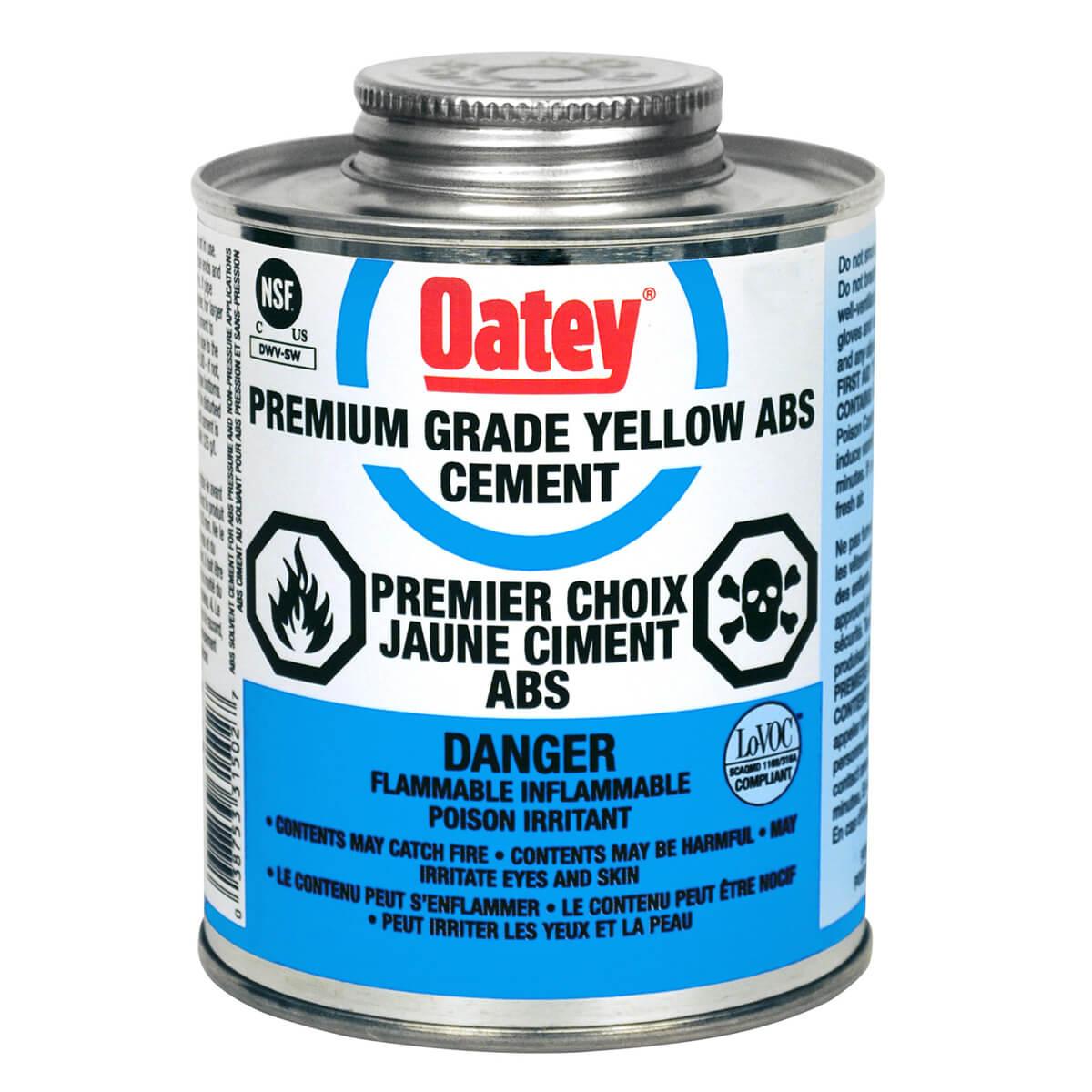Oatey ABS Cement - 236 ml