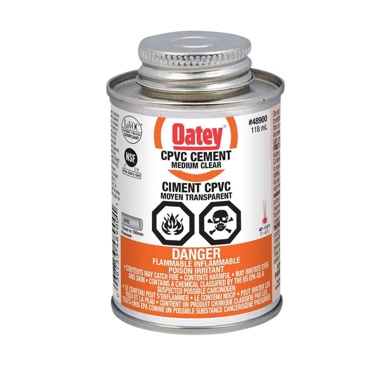 CPVC Solvent Cement - 118 ml