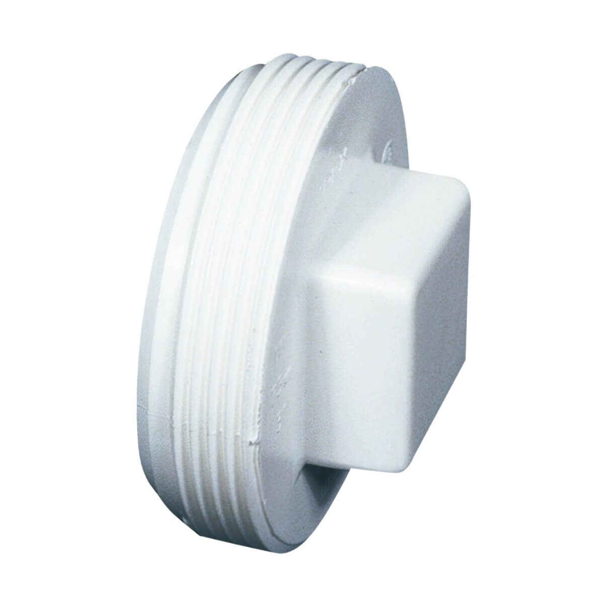 PVC-BDS Cleanout Plug - MPT - 4-in