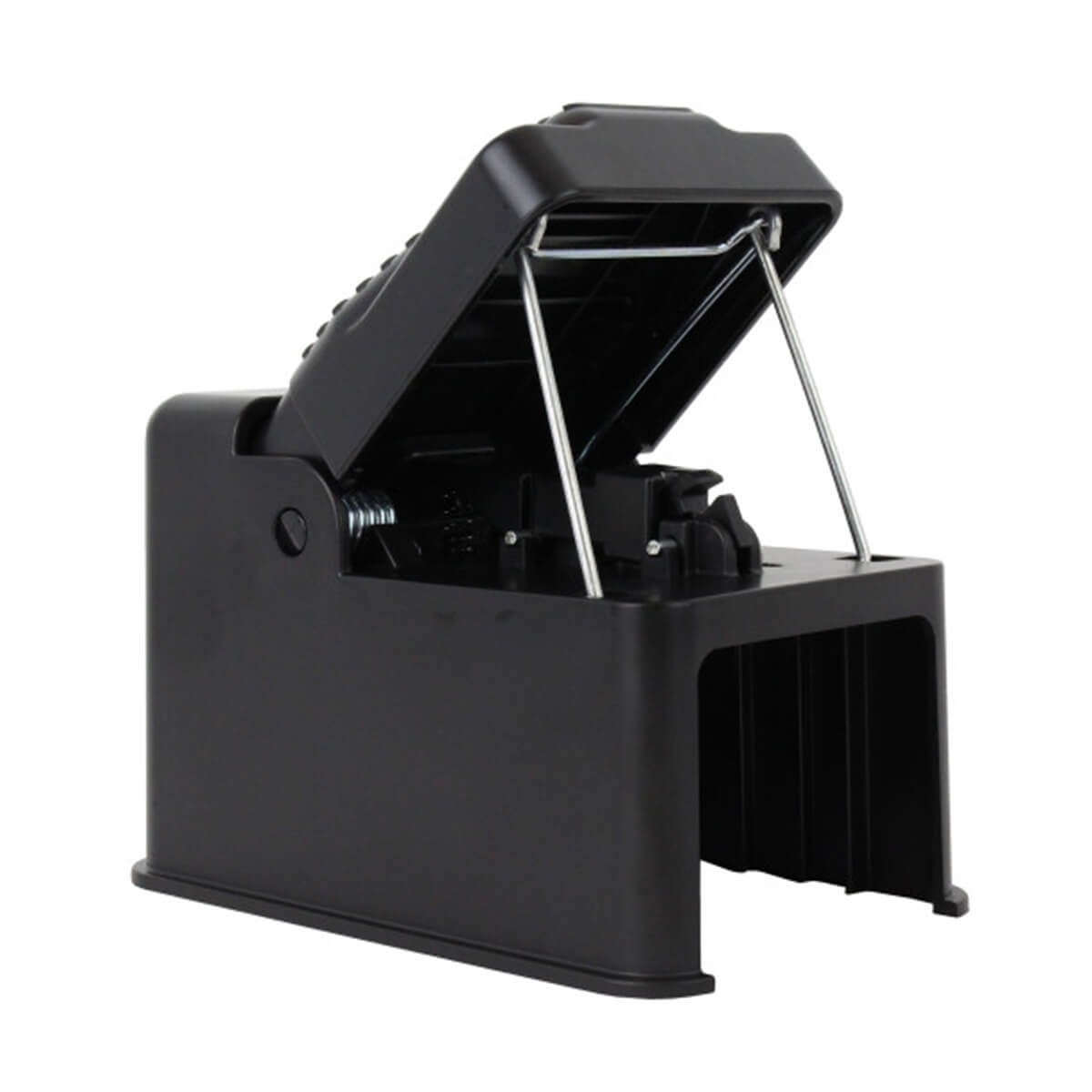 The Black Box Gopher Trap
