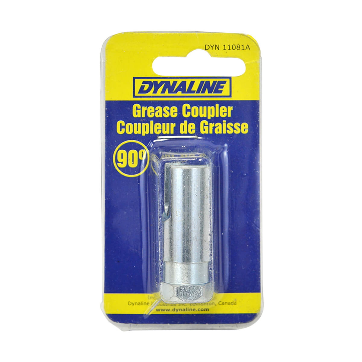 90° Grease Coupler