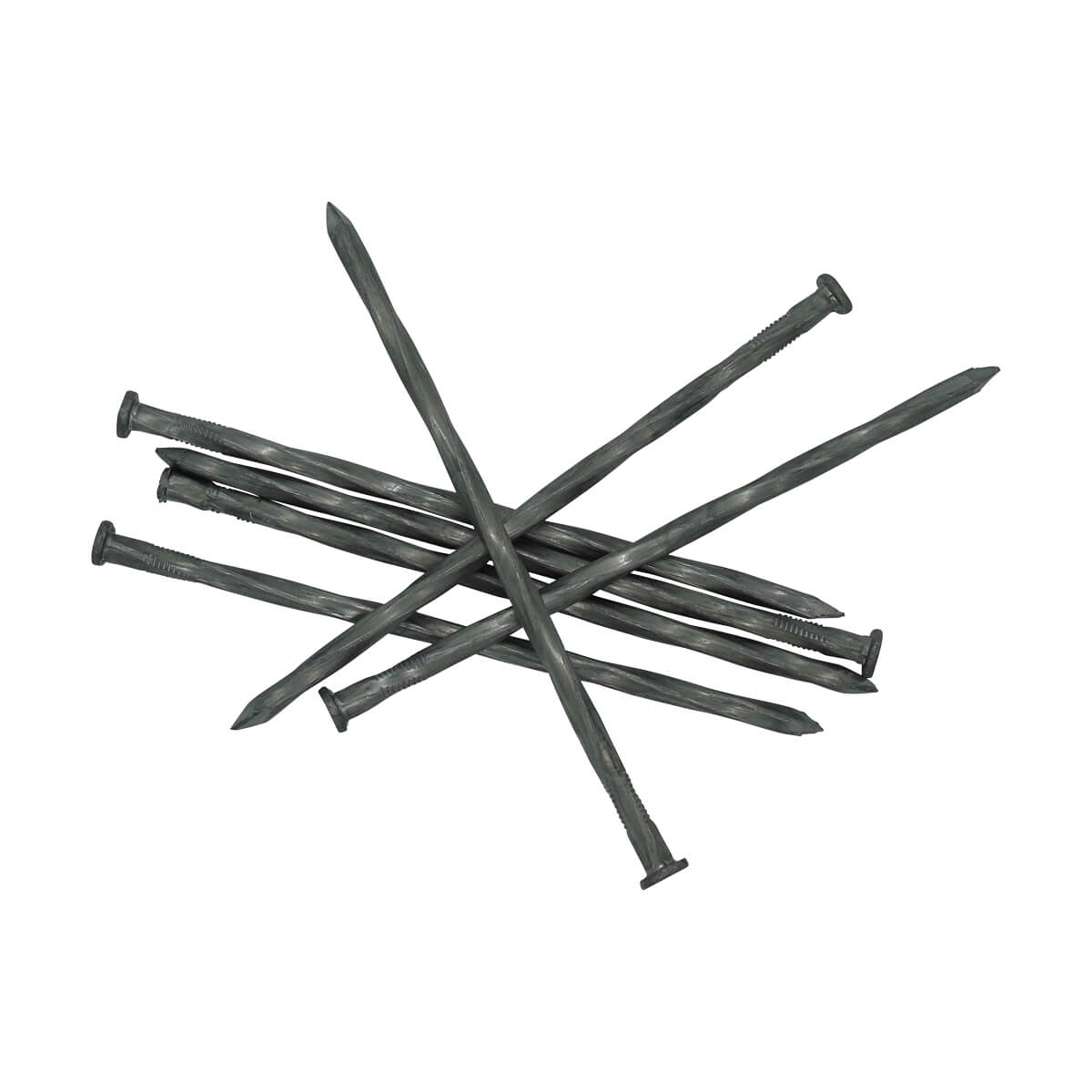 Ardox Spiral Nails - 7-in - Sold by the lb