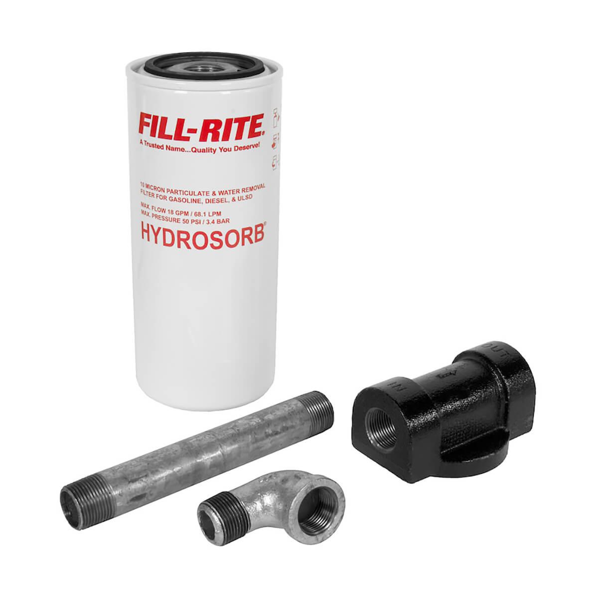 18 GPM Hydrosorb Fuel Filter Kit