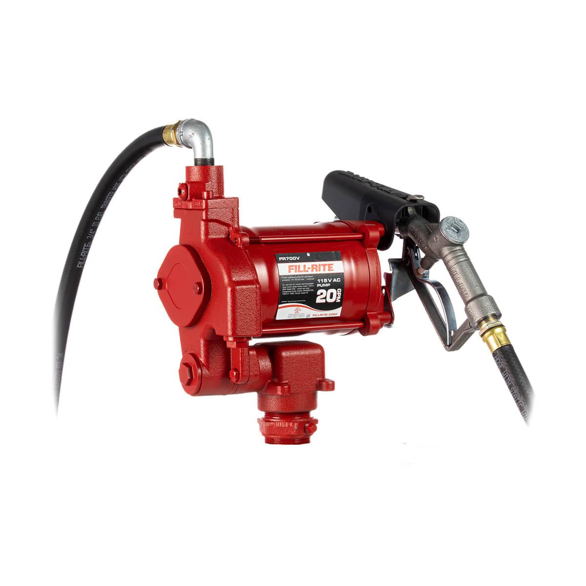 Fill-Rite FR700 115V  Fuel Pump