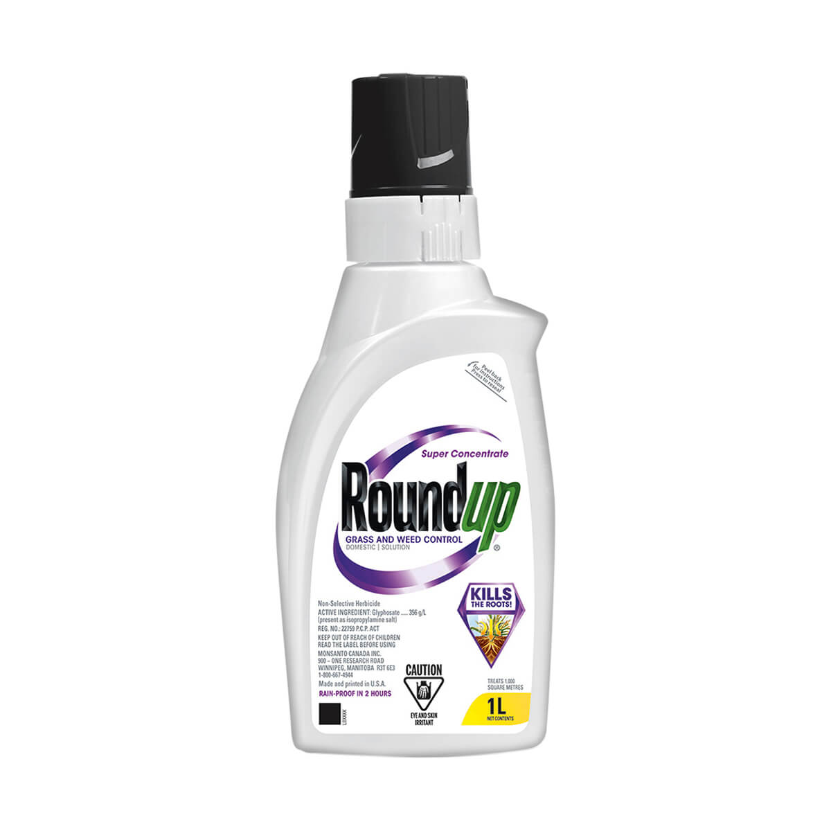 Roundup® Lawn & Garden Super Concentrate  - 1 litre