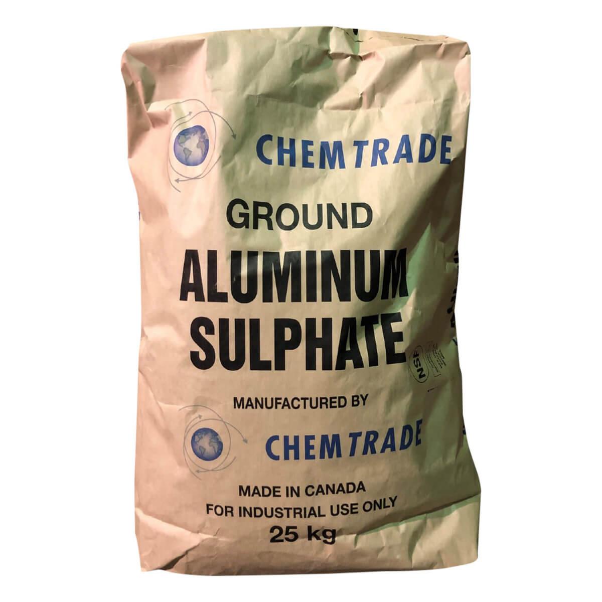Aluminum Sulphate - 25 kg