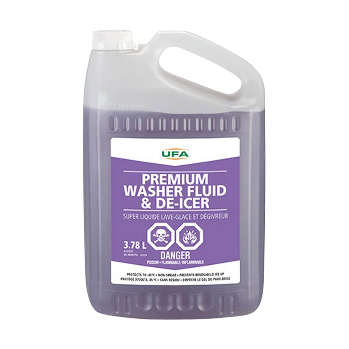 Premium -45 Washer Fluid & De-Icer - 3.78L
