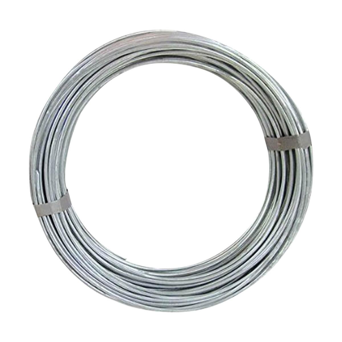 Galvanized Wire - 9GA - 10 lb