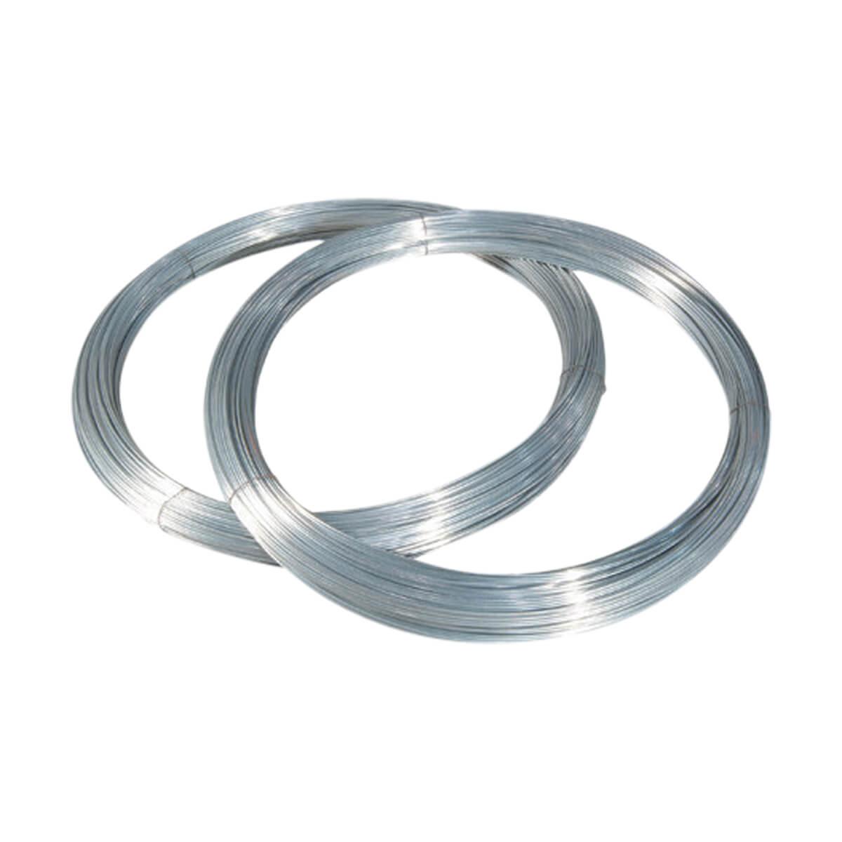 Galvanized Wire # 14 - 14GA - 10 lb.