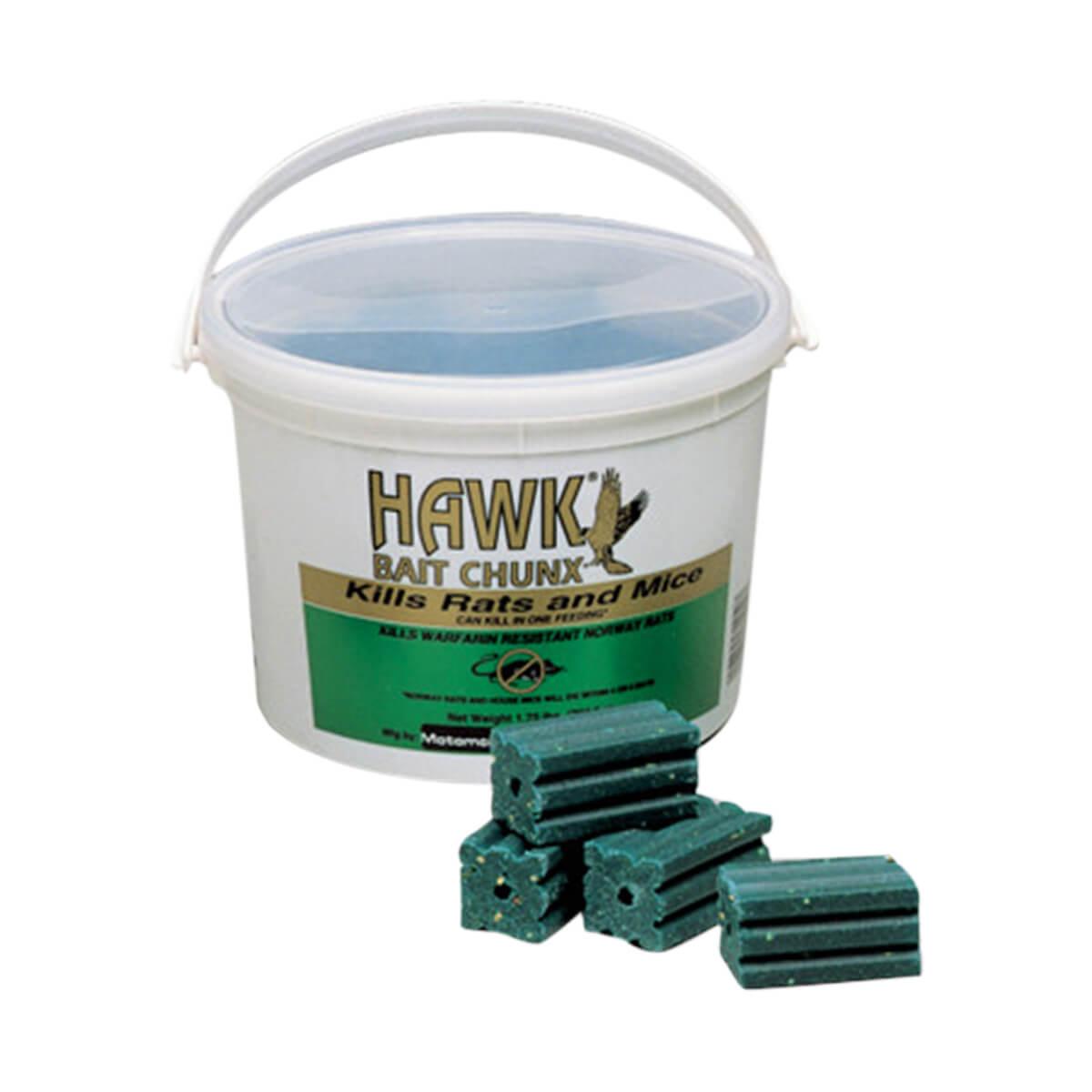 Hawk Bait Chunx - 10 ounce pack
