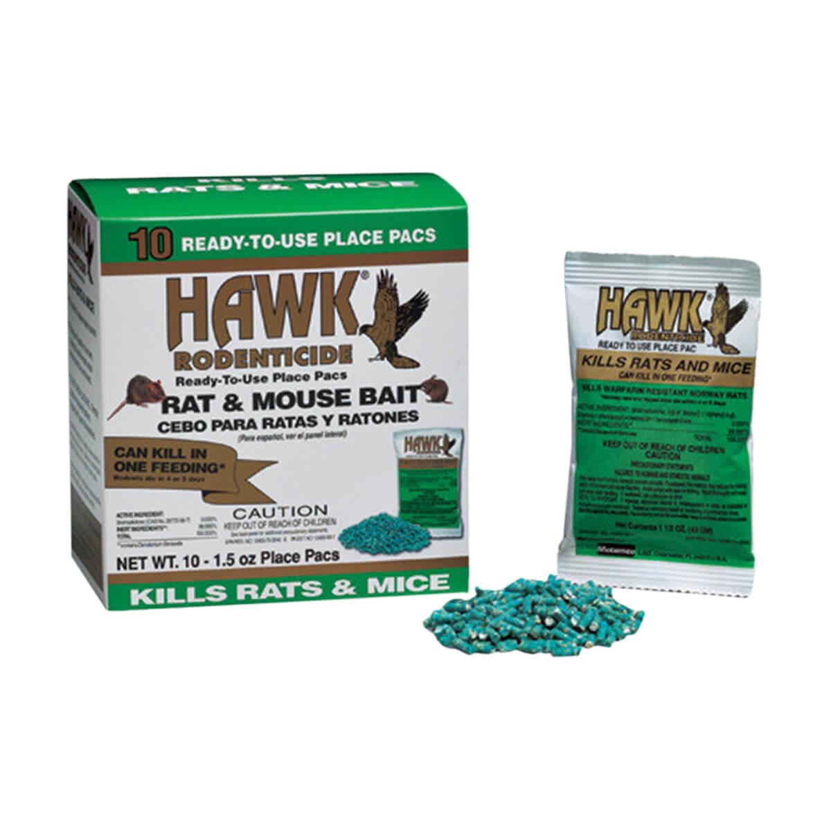 Hawk Place Packs - 1.5 kg