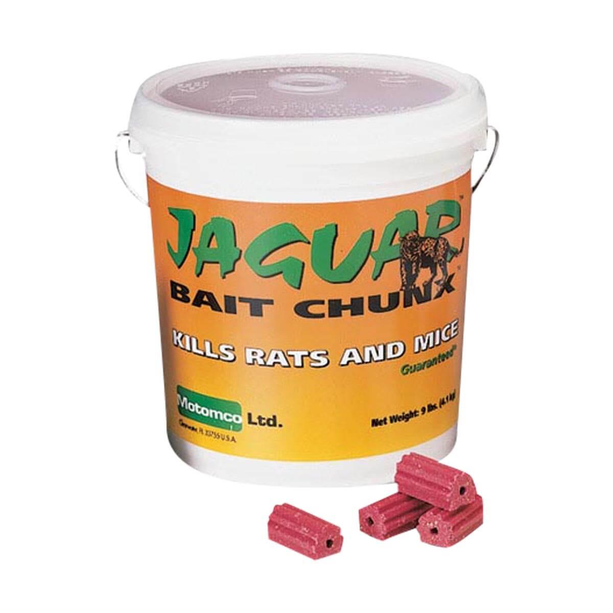 Jaguar Bait Chunx - 4 kg Pail