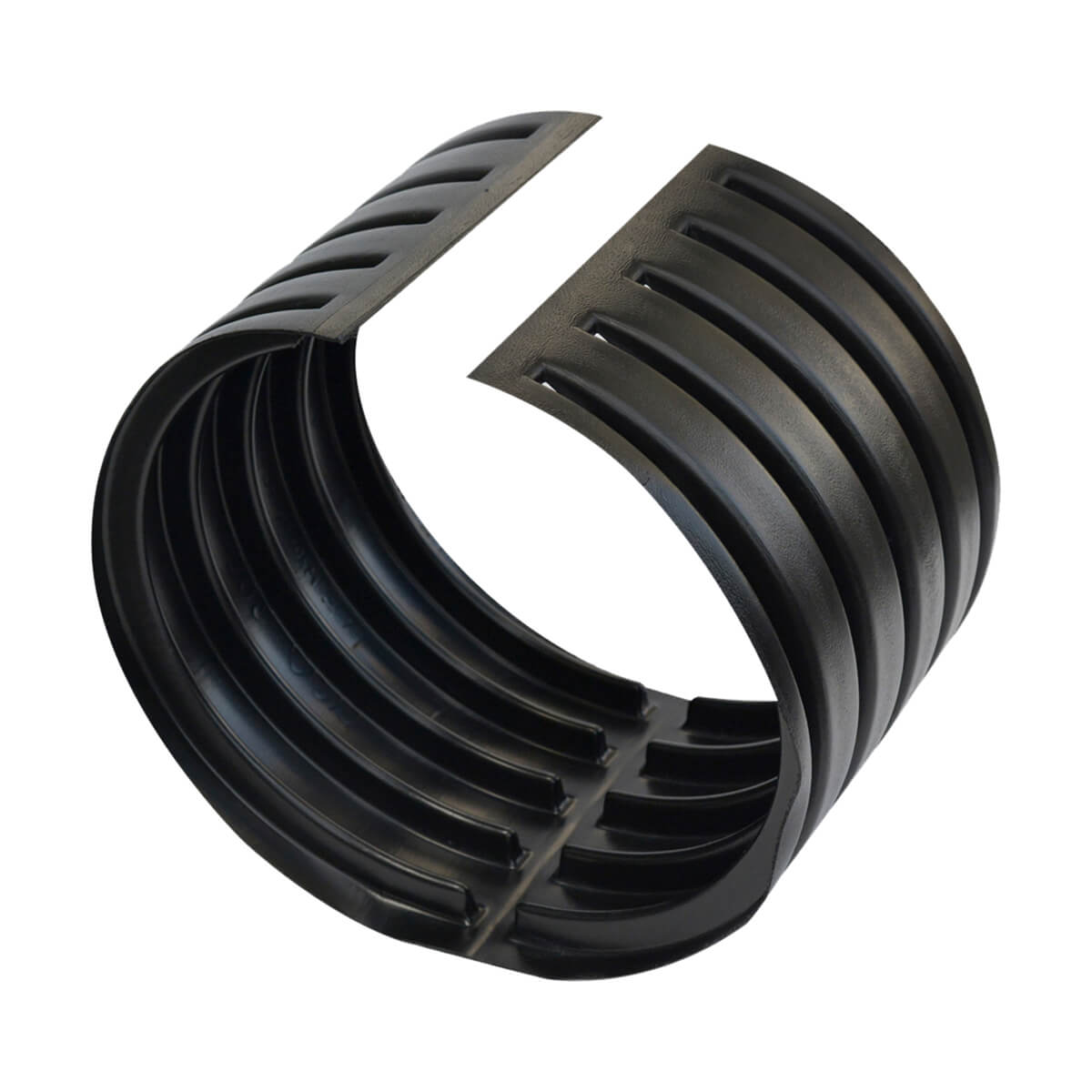 """HDPE pipe coupler - 8"""""""