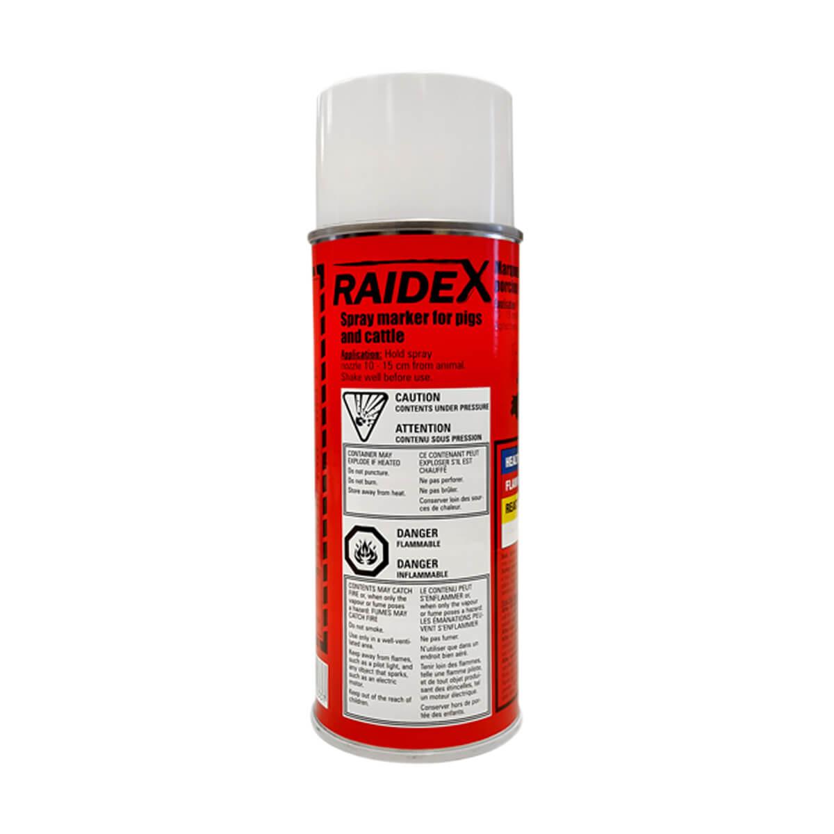 Raidex Marking Spray