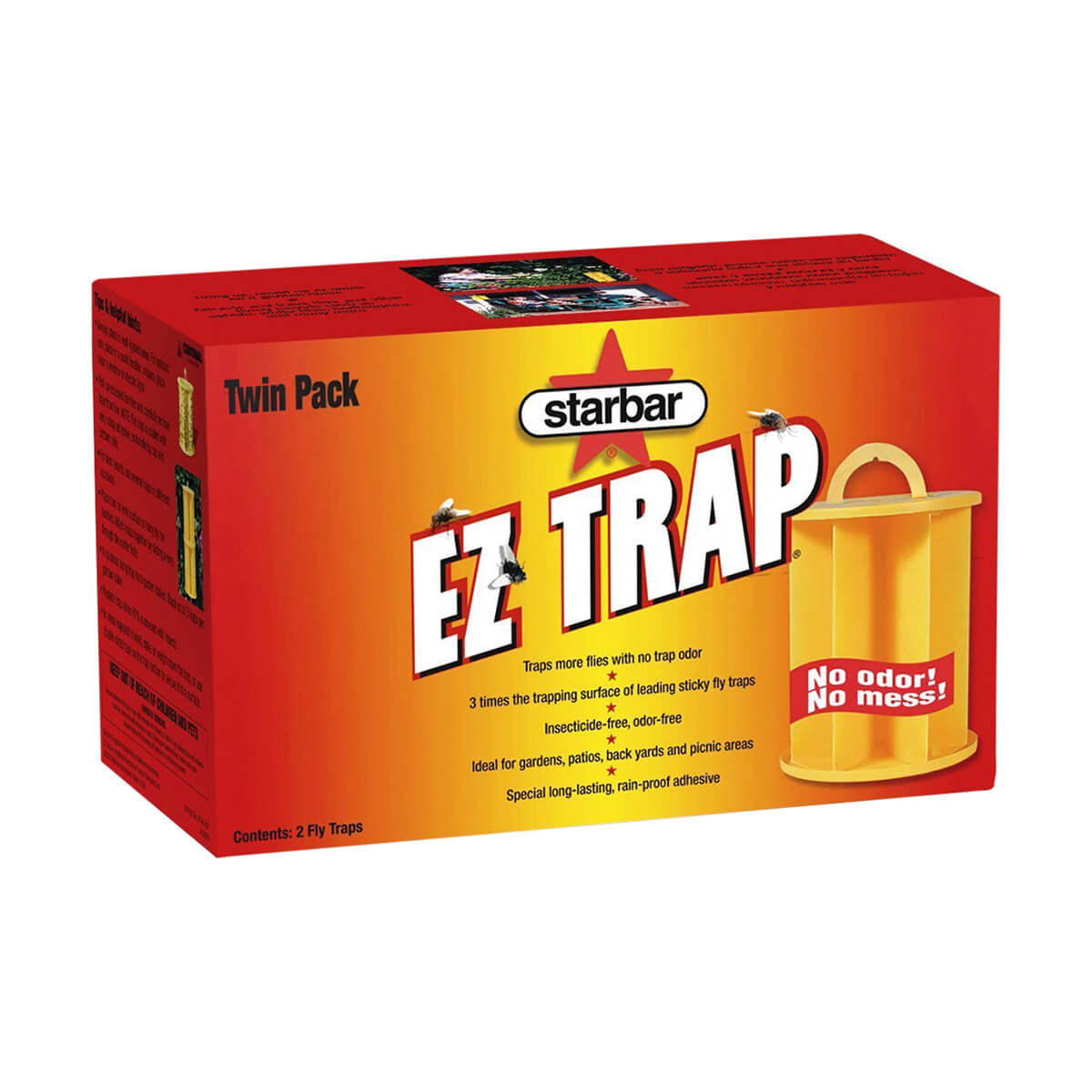 EZ Fly Trap - 2 Pack