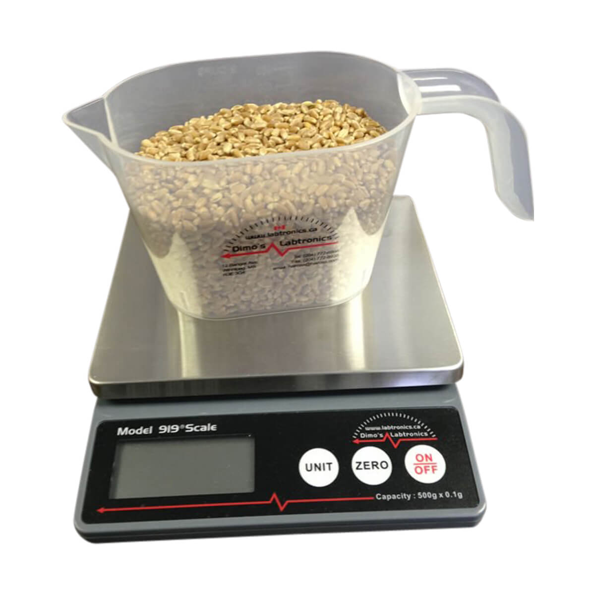 Digital Scale 600g x 0.1g