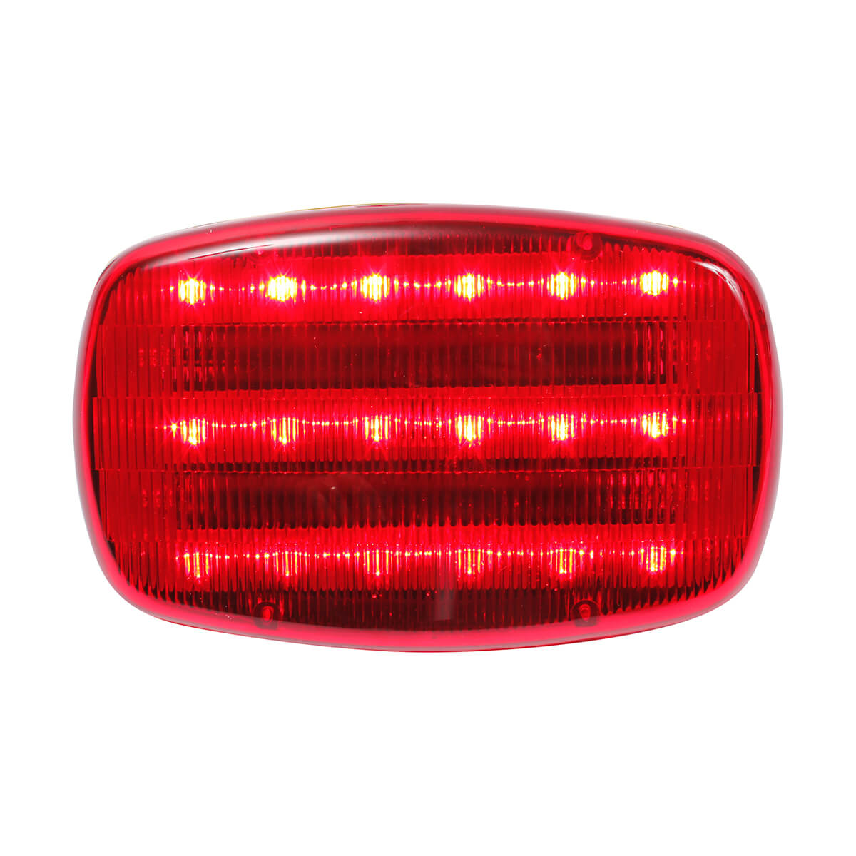 Red LED Safety Flashers (18-pack)
