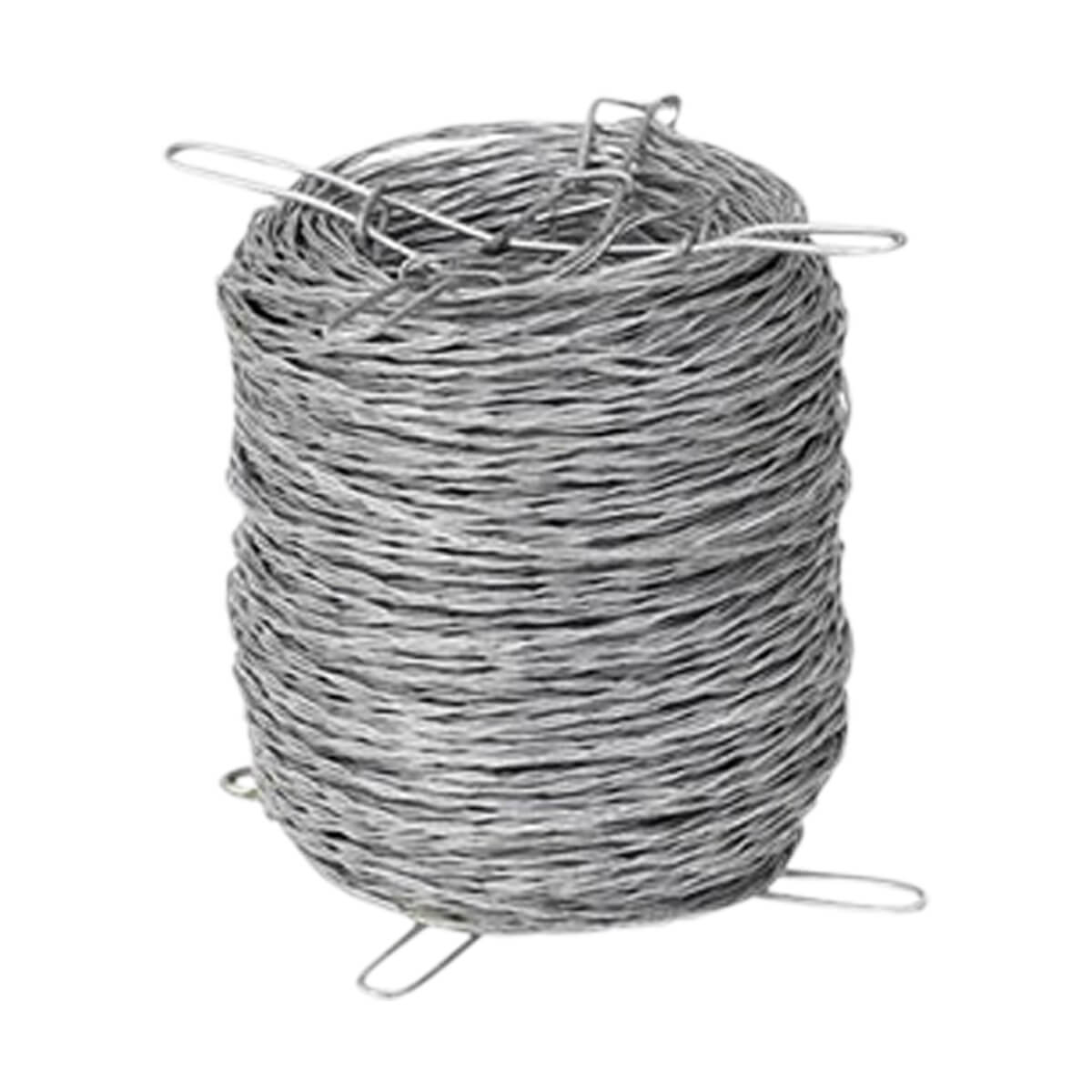 2-Strand Barbless Wire