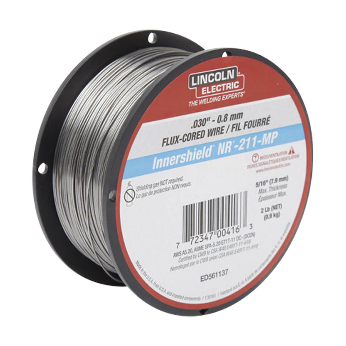 Lincoln Wire Fluxcore - 2 lb