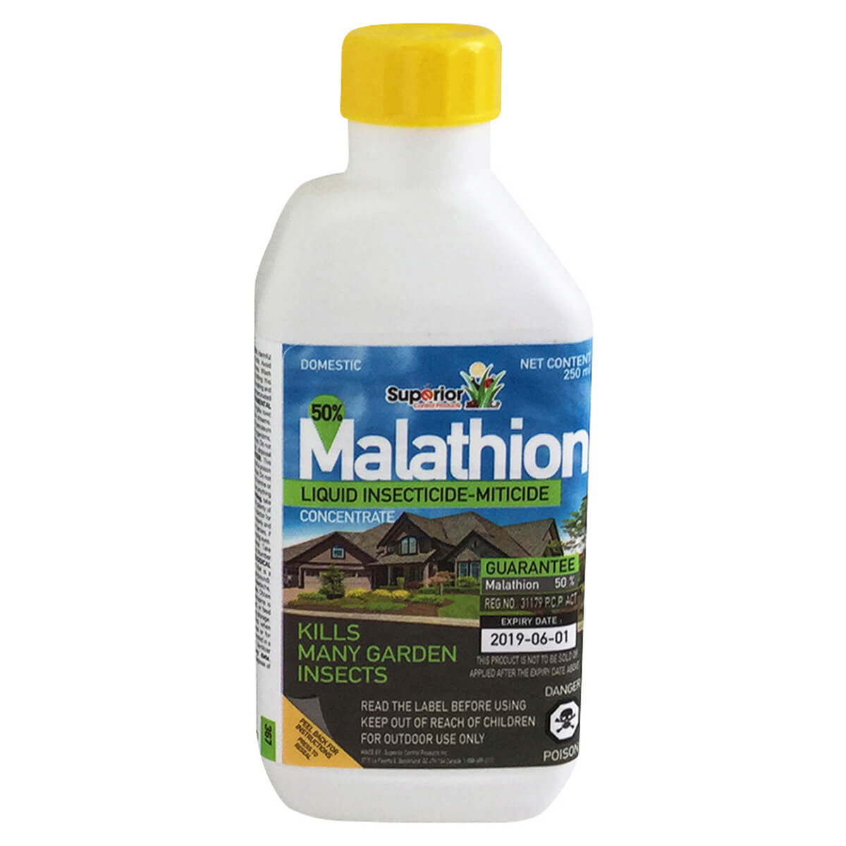 50% Malathion Liquid Insecticide/Miticide 500 mL