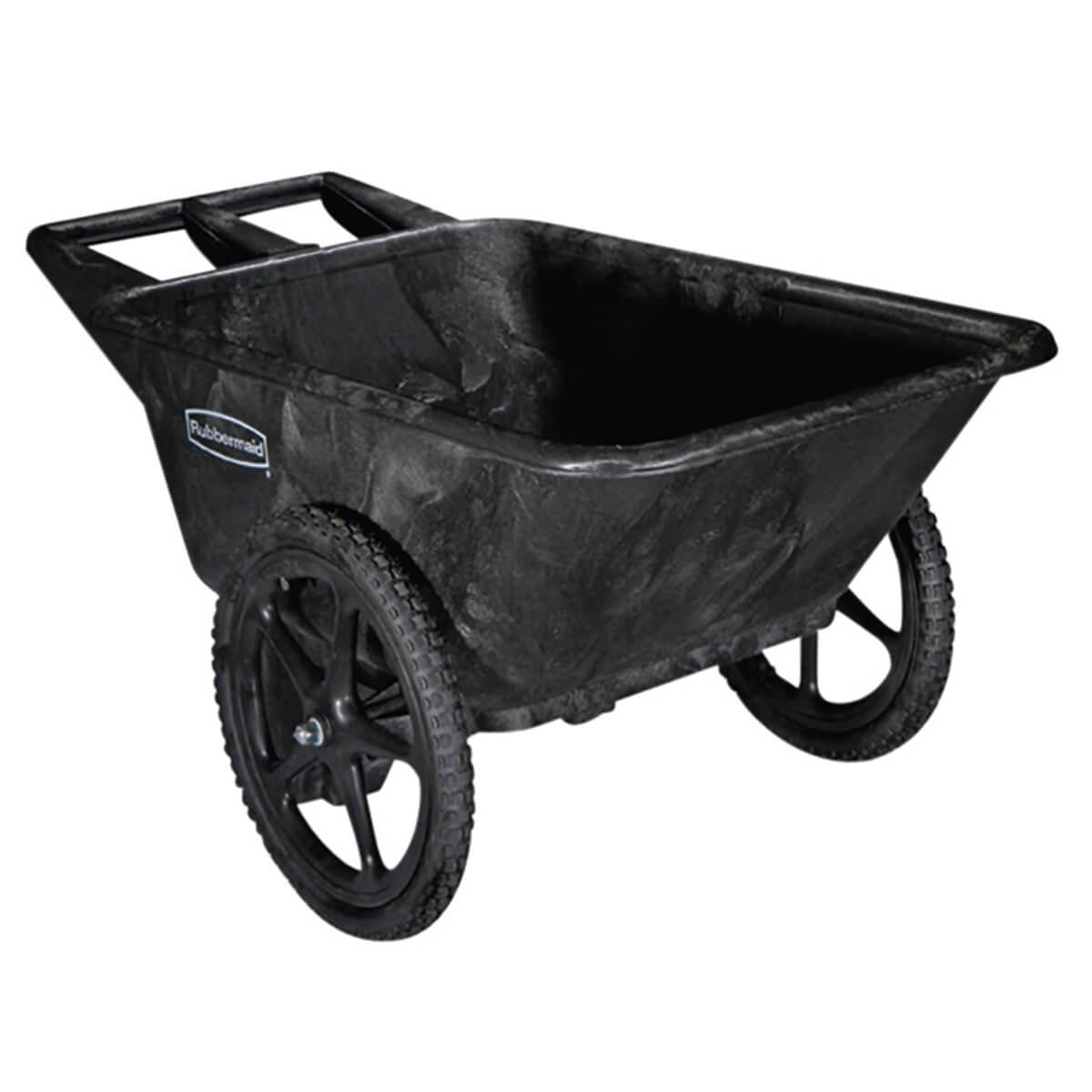 7.5 Cu.Ft. Rubbermaid Farm Tough Cart