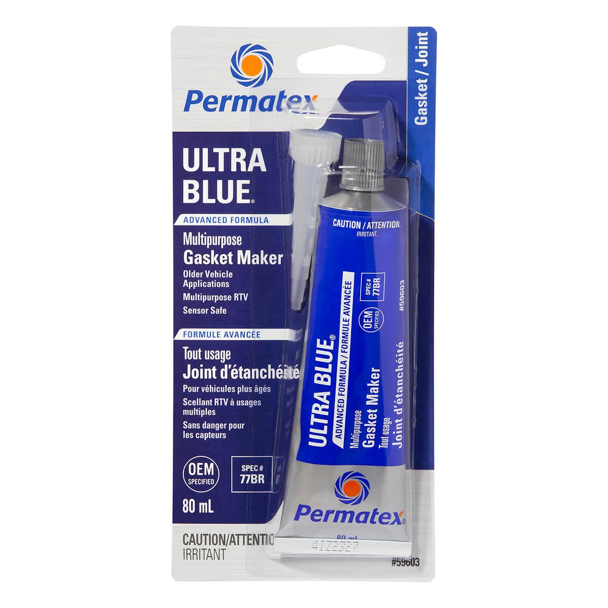 Permatex Ultra Blue Gasket Maker - 80 ml