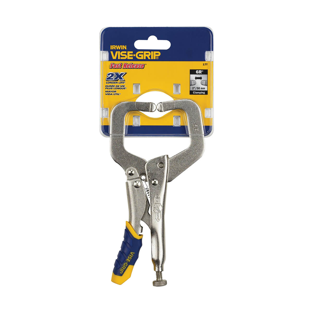 Irwin Vise-Grip Alloy Steel Locking Pliers - 6""
