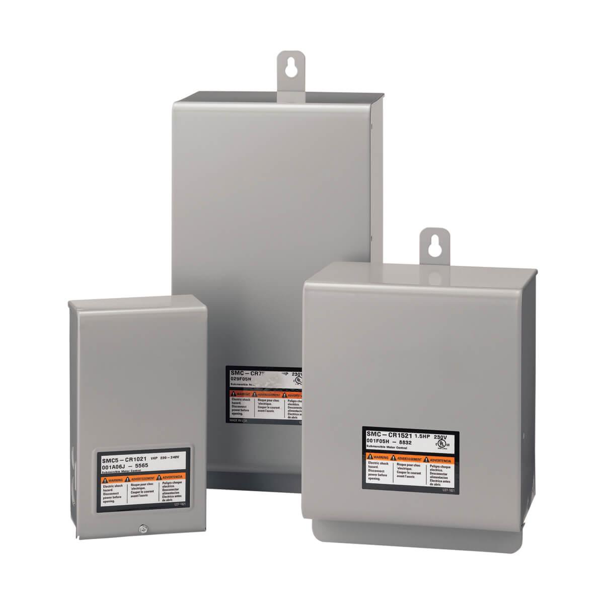 Pentek Control Box - 3/4 HP - 1 Phase - 230V