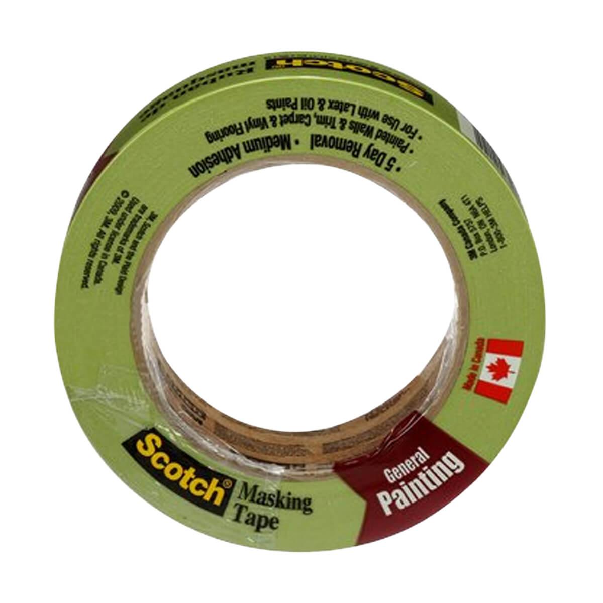 Scotch® Masking Tape 36 mm x 55m