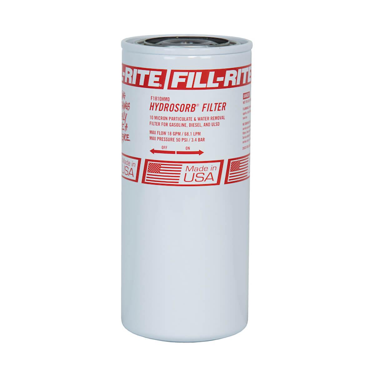 18 GPM Hydrosorb Fuel Filter
