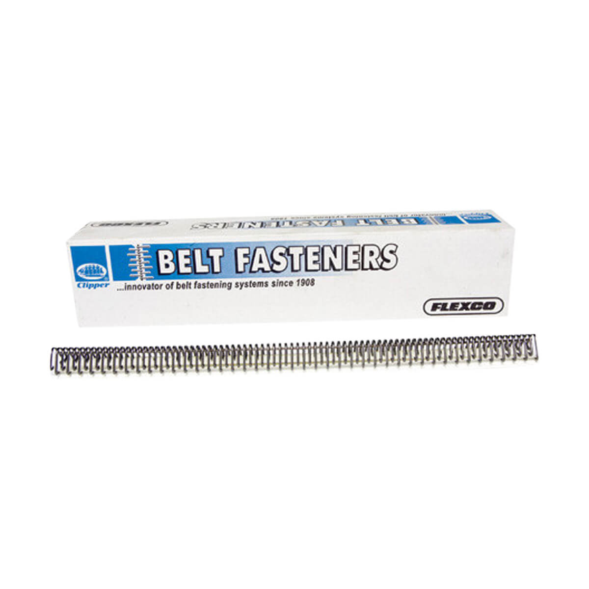 Clipper Lacing/Belt Fastener
