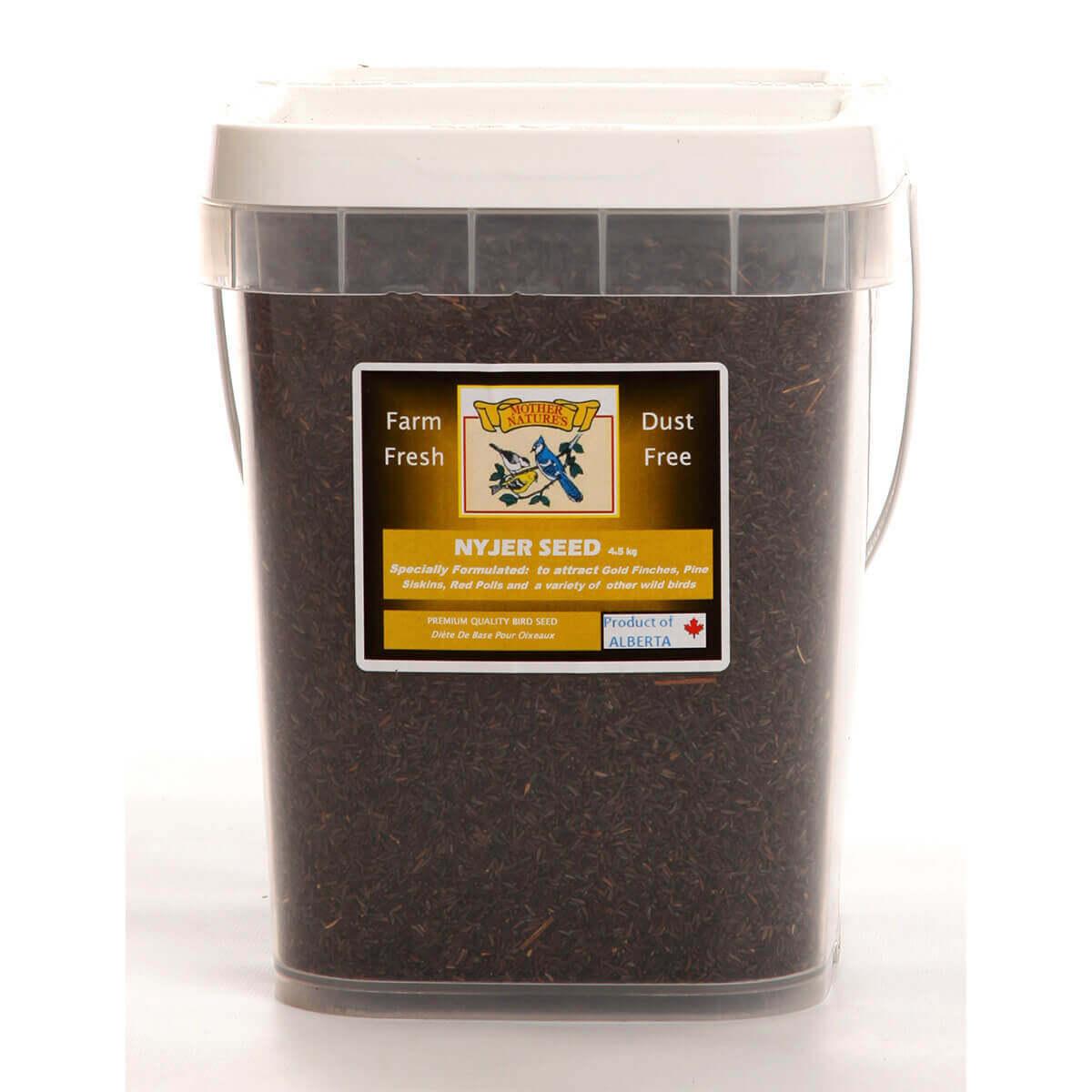 Nyjer Bird Seed - 4.5 kg