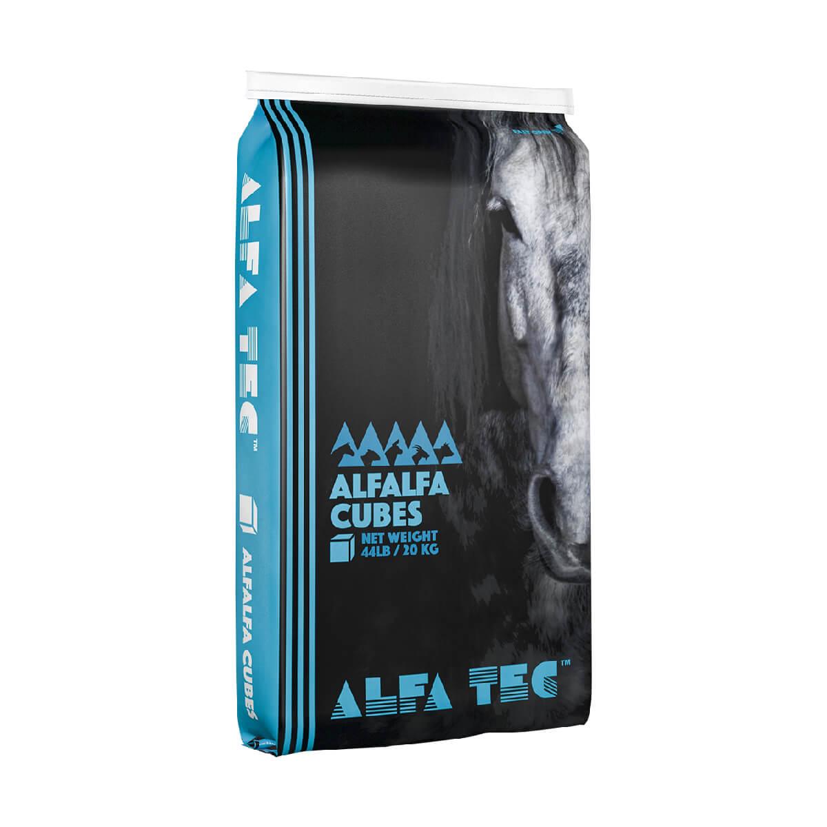 7/8-in Alfalfa Cubes - 20 kg