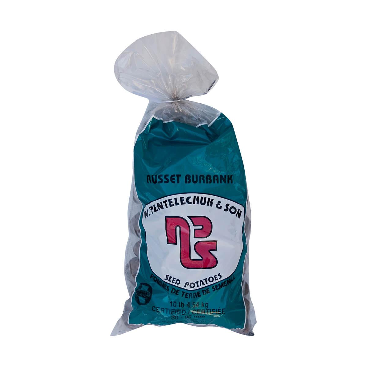 Russet Burbank Seed Potatoes - 5lb