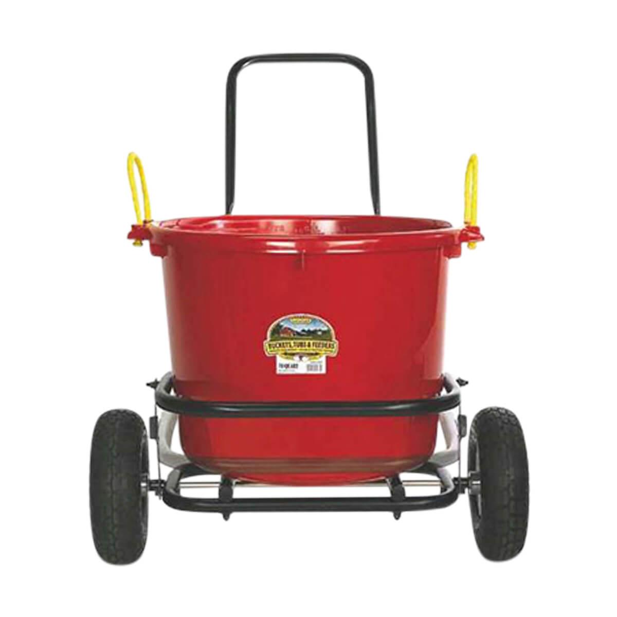 Cart for Muck Buckets