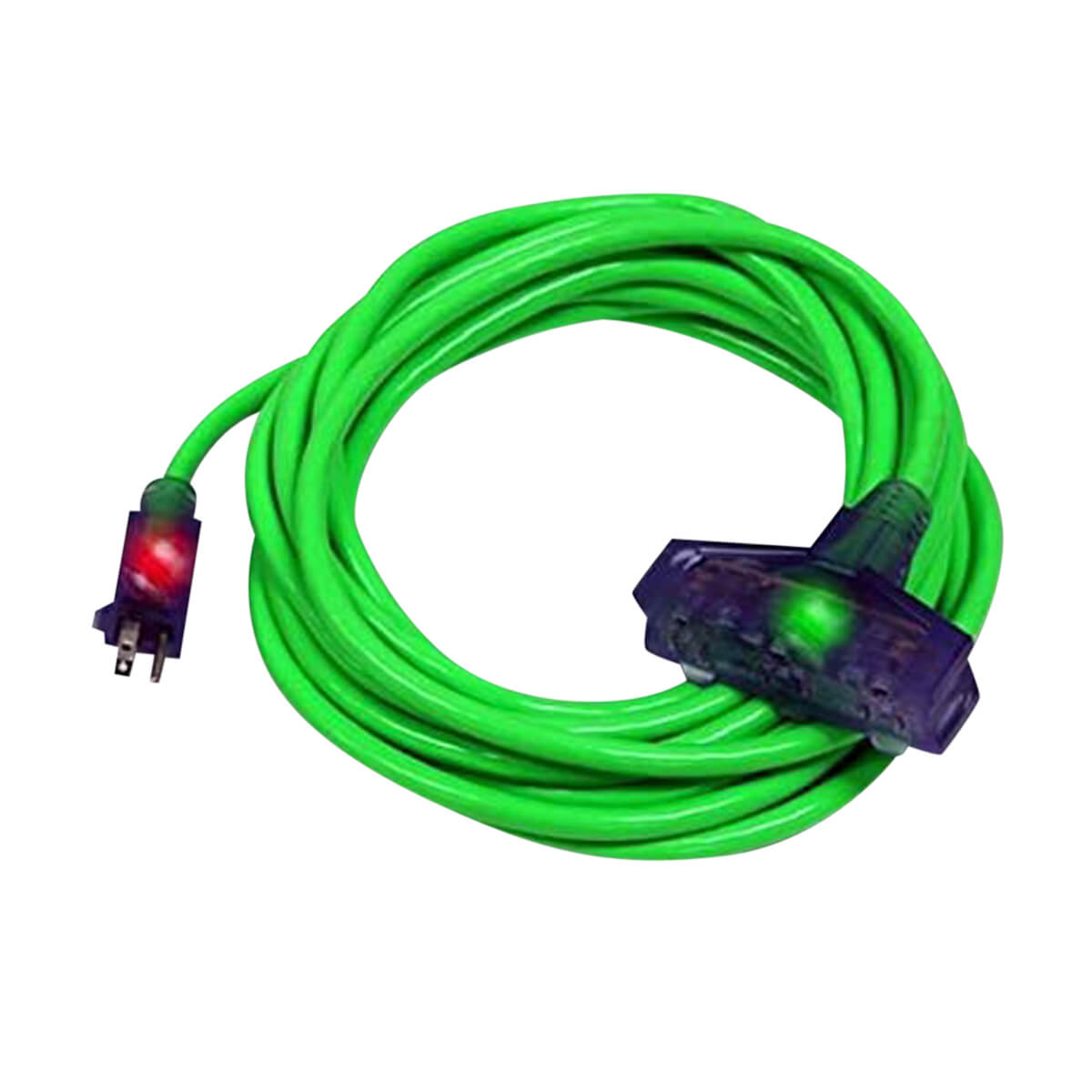 Pro Glo® Extension Cord 100' - Green