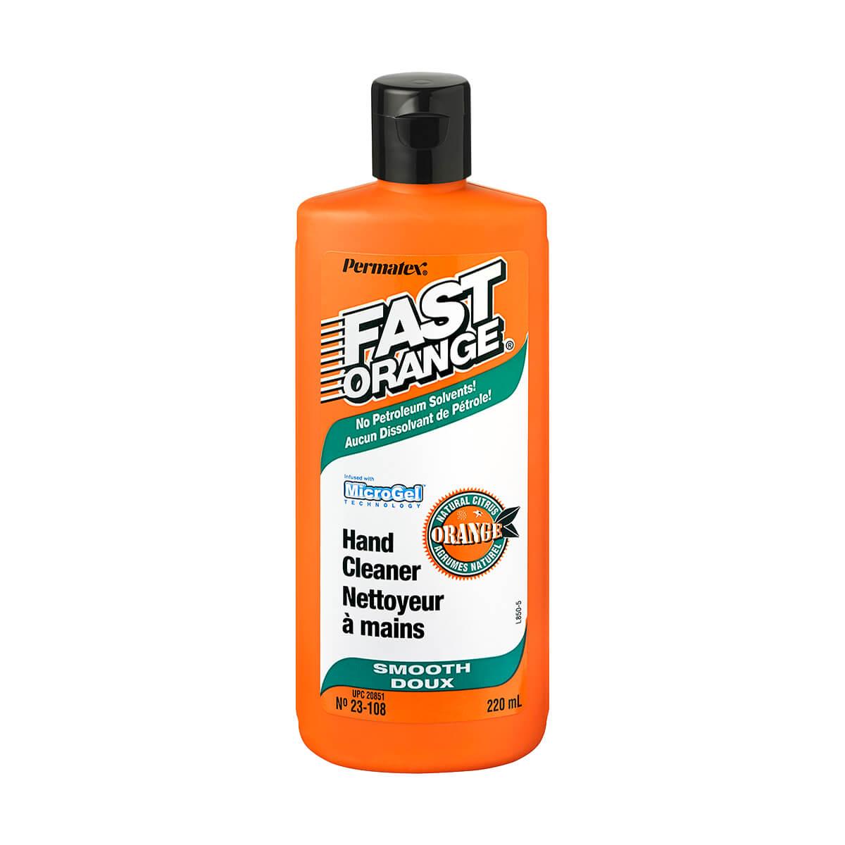 Fast Orange Hand Cleaner - 225 ml - Smooth