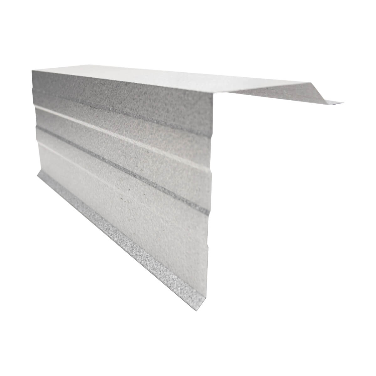 Gable Trim S - 10' - 29GA - Galvalume