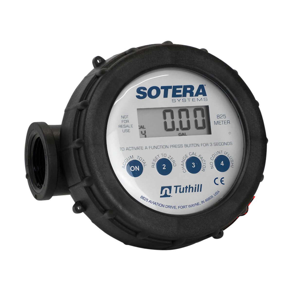 Digital Fuel Meter 2-20 GPM