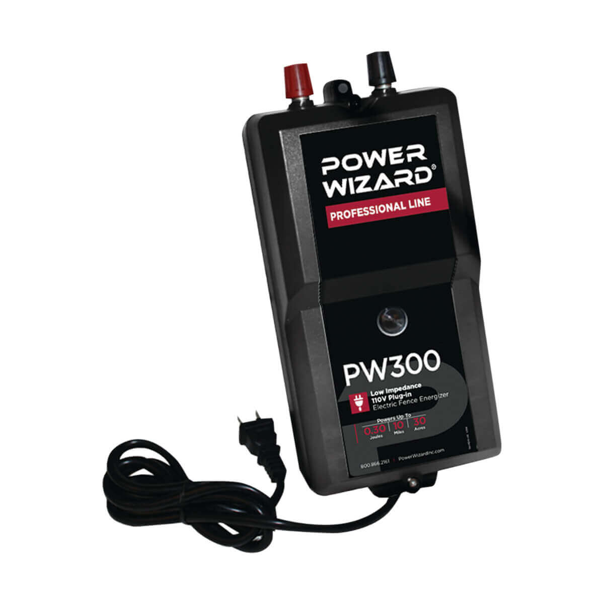 Power Wizard 110V Plug In Energizer