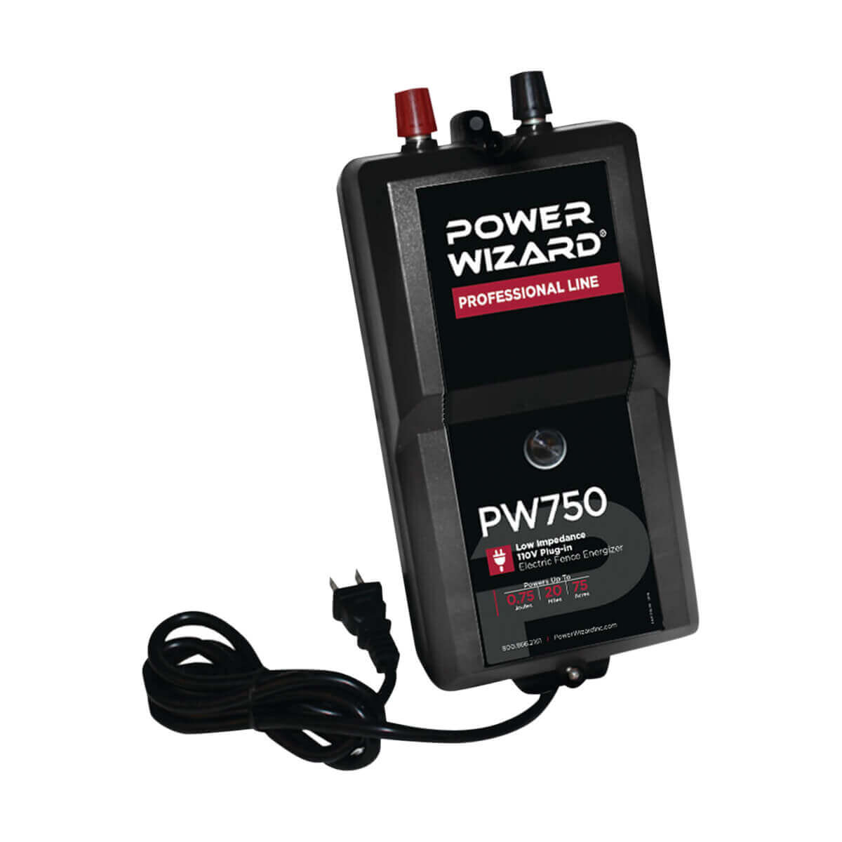 Power Wizard 110V Plug-in Energizer