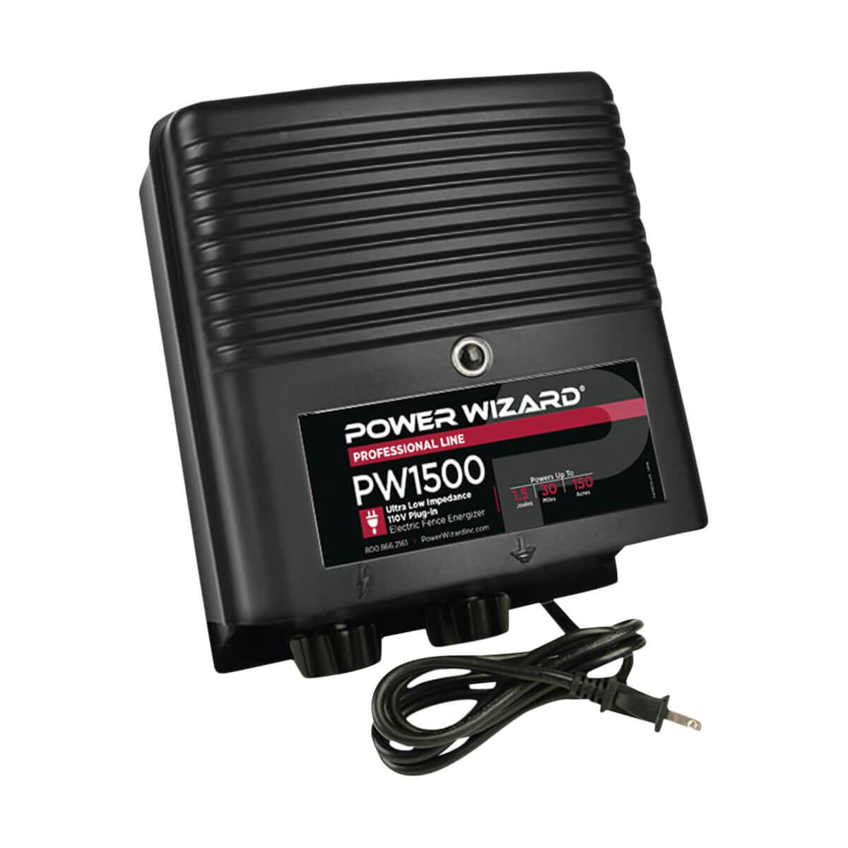 Power Wizard PW1500 Energizer