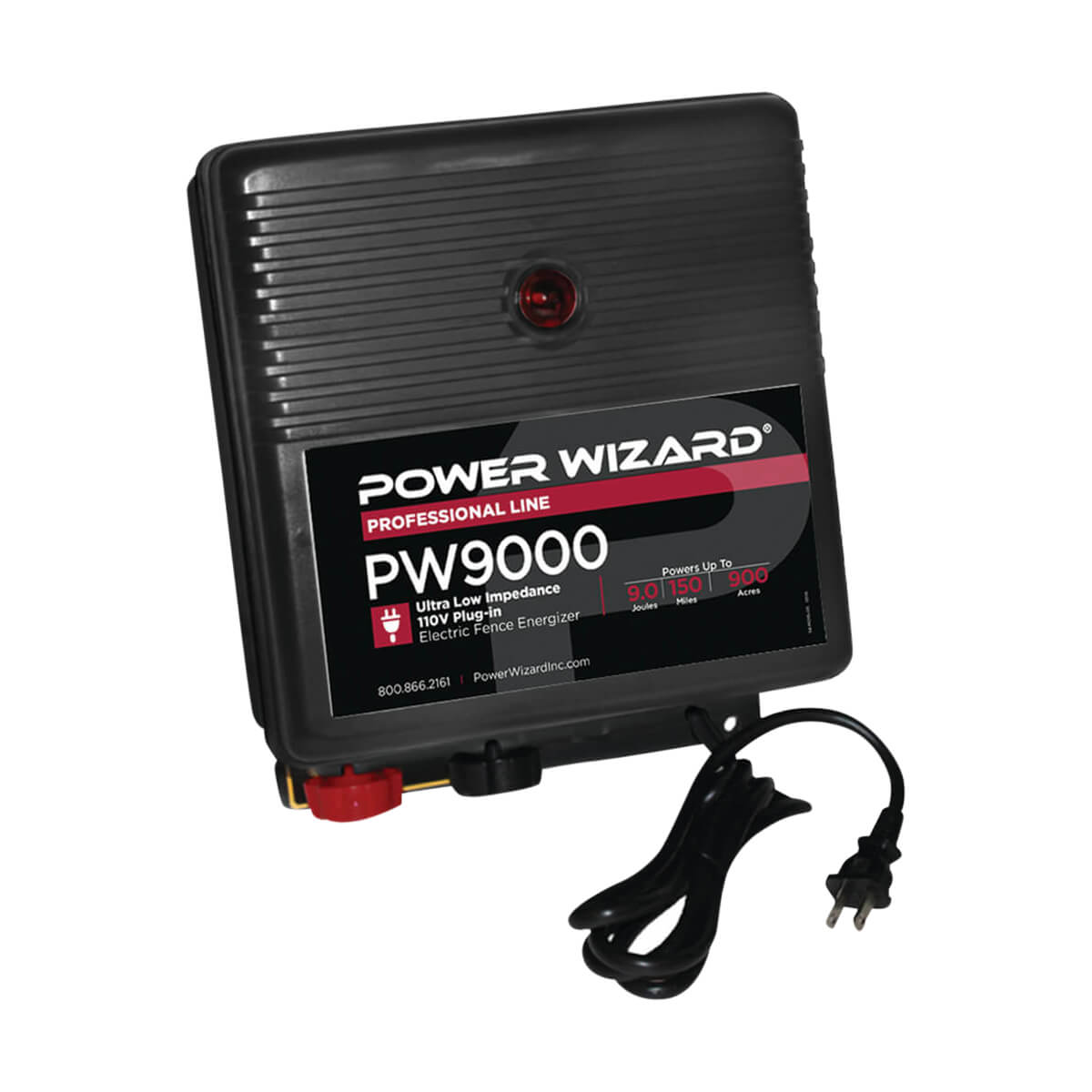 Power Wizard 110V Plug-in Energizer - PW9000
