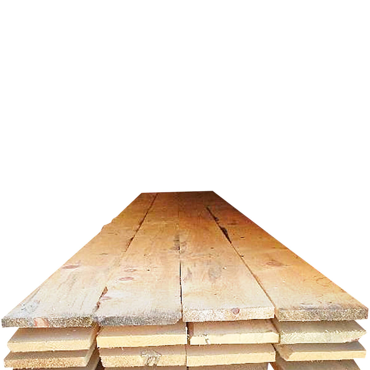 RGH Spruce Lumber - 1-in x 4-in x 8-ft