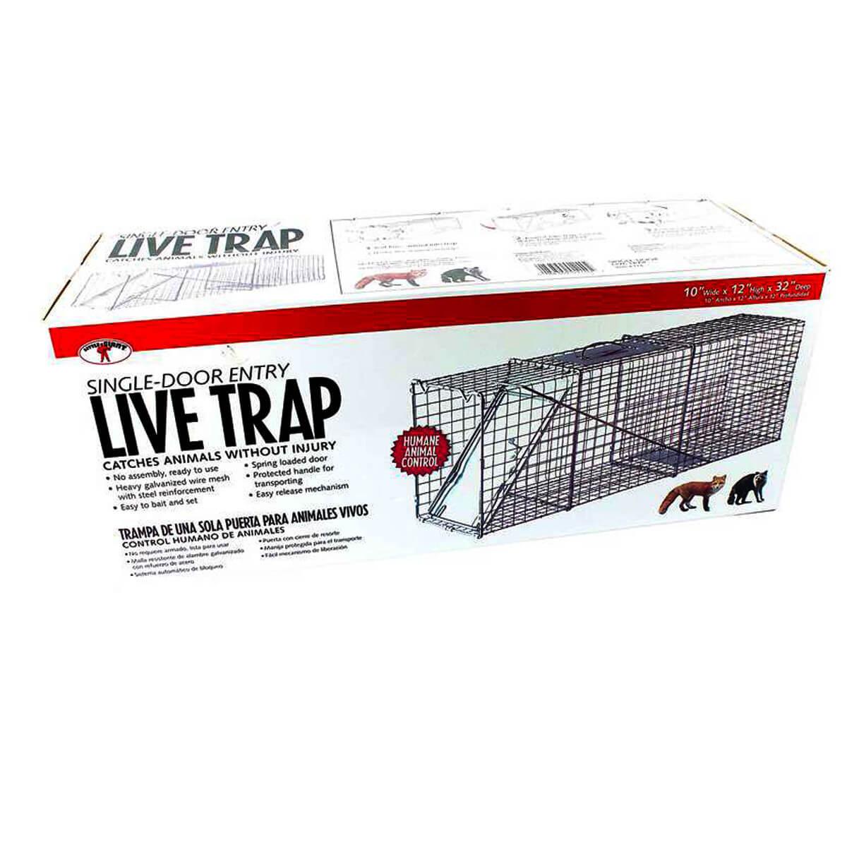 Live Trap LT-4