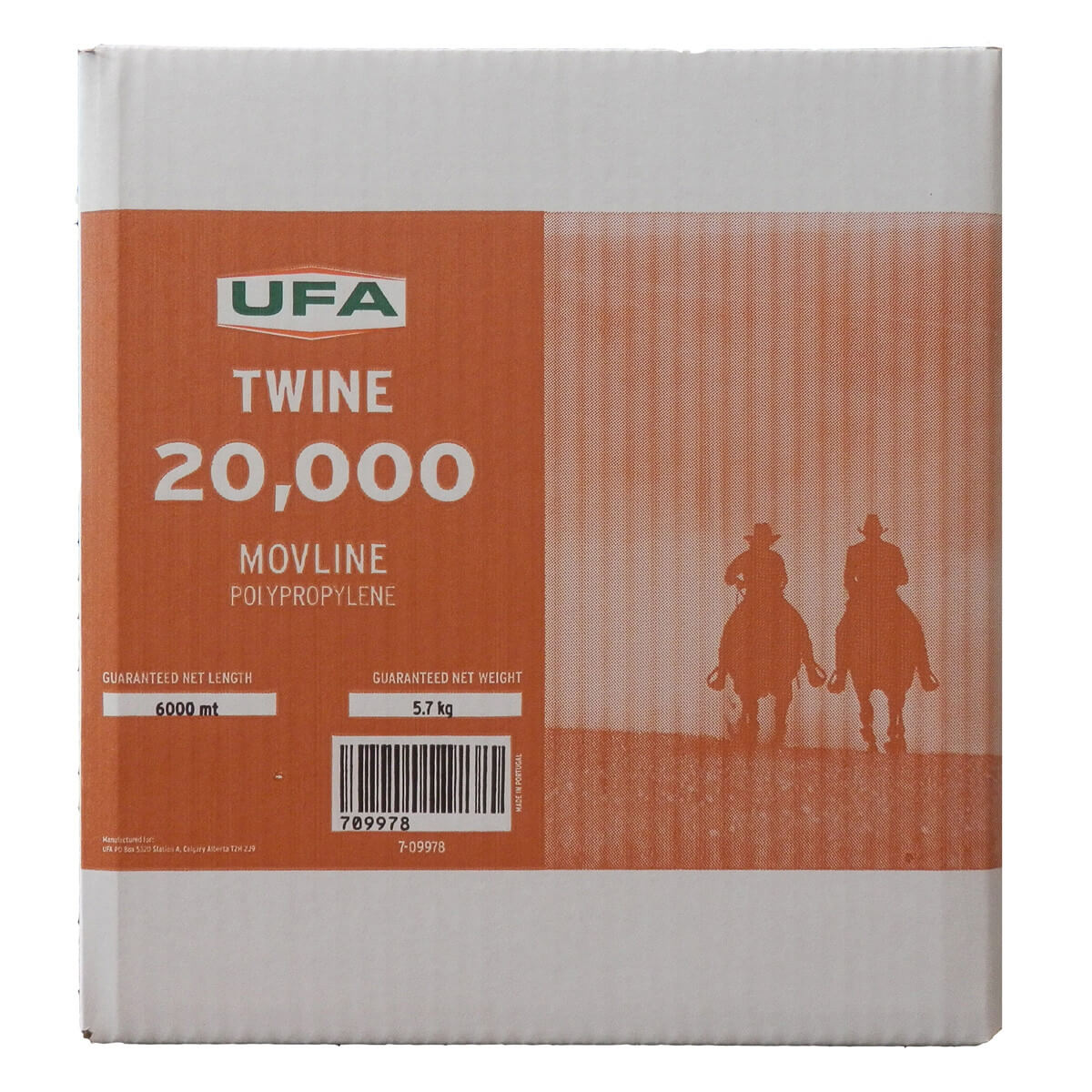 Movline Big Round Twine 20,000' - 1 spool of 20,000'