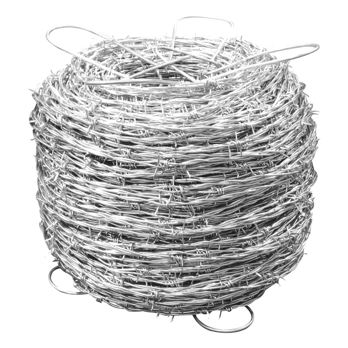 High Tensile Barbed Wire - 15.5 gauge